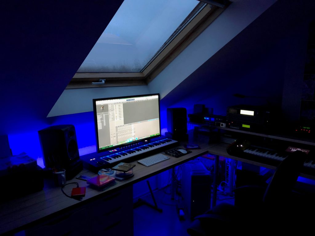 homestudio eclairage led