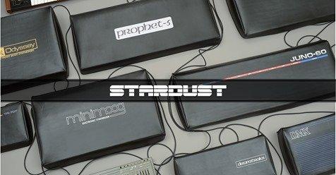 Les housses Stardust.