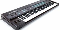 Le Yamaha DX7
