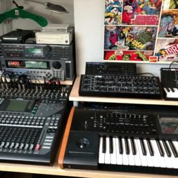 Bandeau Le Home Studio