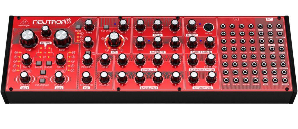 Le Behringer Neutron et sa matrice de modulation