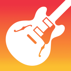 Apple Garage Band Ipad app