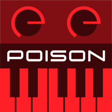 Poison 202 synthesizer Ipad app