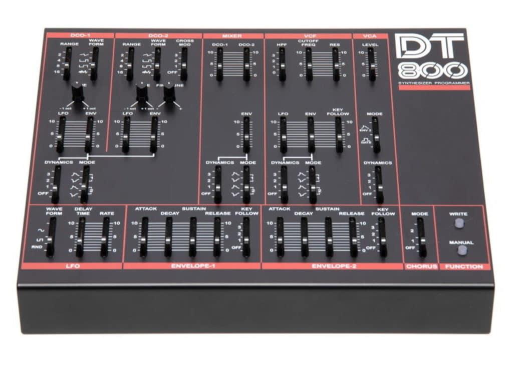 Photo du DT800 de Dtronics pour le Roland JX_8P