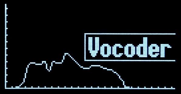 Nouvel oscillateur Vocoder de l'Arturia Microfreak