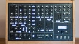 Bandeau synthétiseur Synthr3