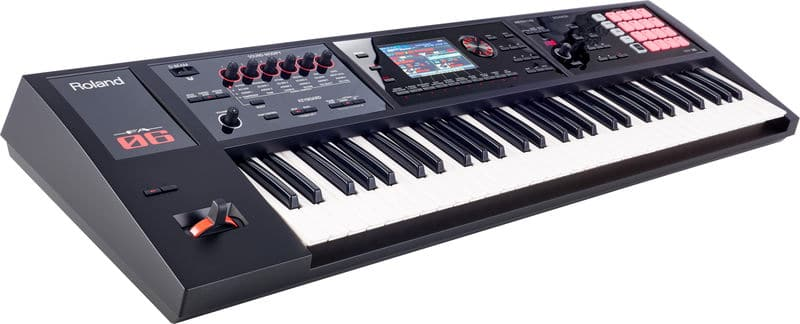 Une workstation Roland FA-06
