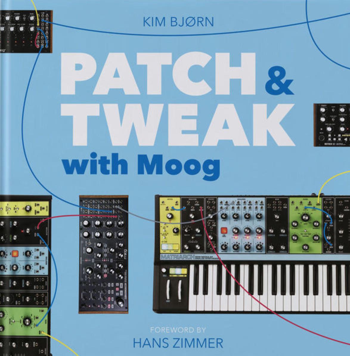 Livre Patch & tweak with moog