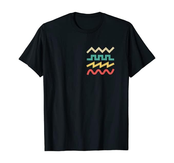 Tee-shirt Waves