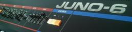 Bandeau chorus Arturia JUN-6