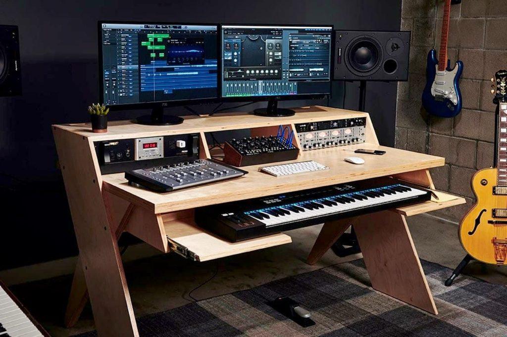 Home studio orienté DAW