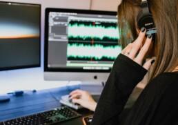 Bandeau developper oreille musicale