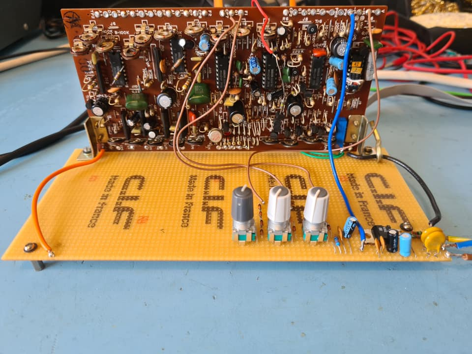 Behringer DS-80 photo 1
