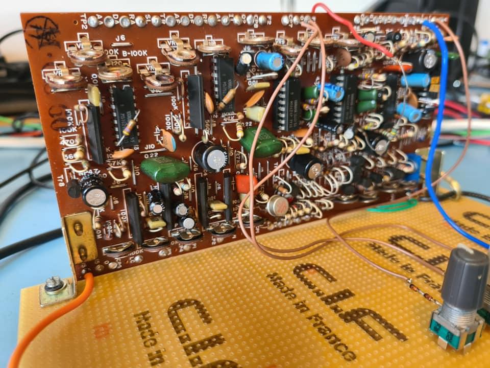 Behringer DS-80 photo 2