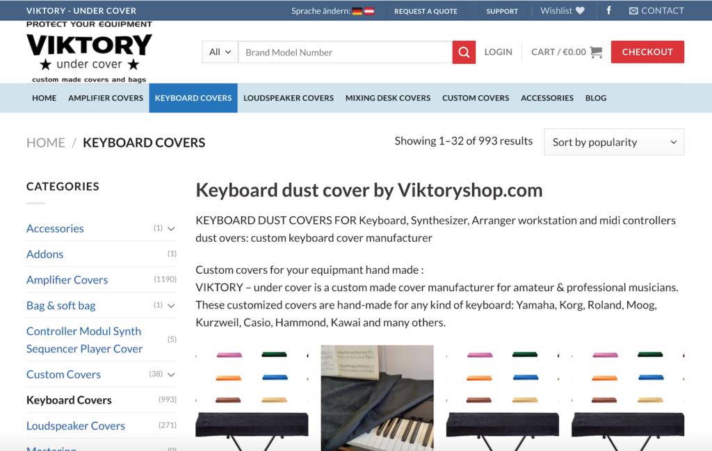 Les housses Viktoryshop.com
