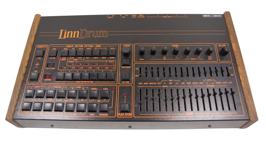 LinnDrum LM2