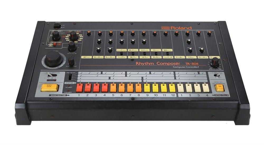 Roland TR-808 une légende !