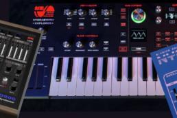 Bandeau News Synthés Superbooth septembre 2021